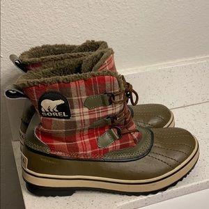 SOREL Tivoli Waterproof Boots